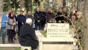 Cengiz Göllü dualarla anıldı - Bursa Haberleri