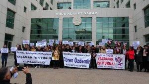 Ceren Özdemir'in katilinin duruşması