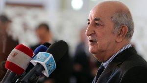 Cezayir'de seçiminin galibi Abdulmecid bin Tebbun