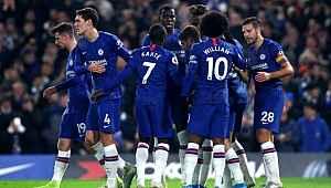 Chelsea'nin transfer yasağı kalktı