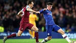 Chelsea, West Ham maçını faul yapmadan tamamladı
