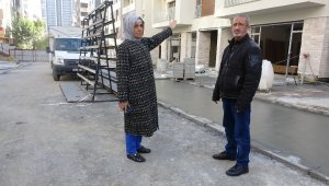 Çöken binada kızını kaybeden Güler Yılmaz, 301 gün sonra aynı yerde