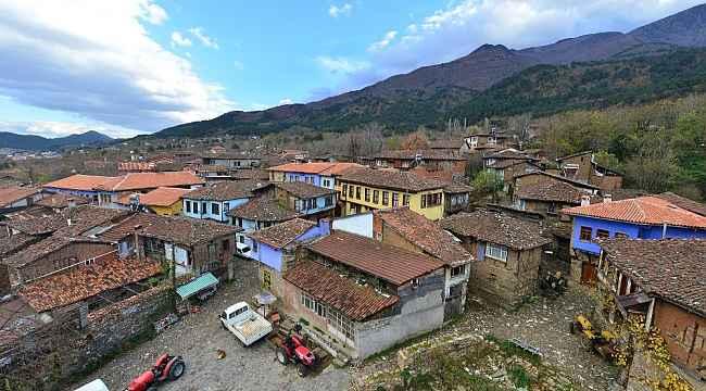 Cumalıkızık'a yöresel çarşı - Bursa Haberleri