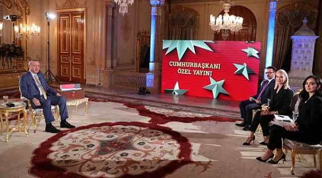 Cumhurbaşkanı Erdoğan'dan AKINCI TİHA hakkında ilk yorum geldi!