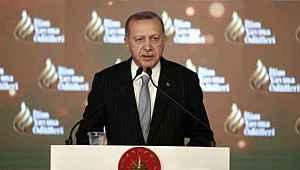 Cumhurbaşkanı Erdoğan'dan Avrupa'ya net mesaj: