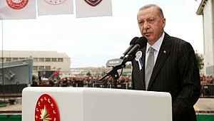Cumhurbaşkanı Erdoğan'ndan