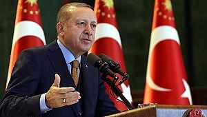 Cumhurbaşkanı Erdoğan veto kararının gerekçesini duyurdu