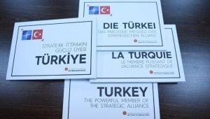 Cumhurbaşkanı Erdoğan'dan Dörtlü Zirve'de liderlere dikkat çeken hediye