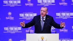 """Cumhurbaşkanı Erdoğan'dan NOBEL için, """"""""Terör örgütlerinin yanında yer alan bir örgüt"""""""