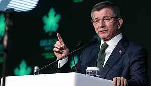Davutoğlu, partisinin tüzüğüne 'Gölge kabine' kavramını soktu