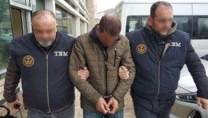 DEAŞ'tan gözaltına alındı, hırsızlık suçundan tutuklandı