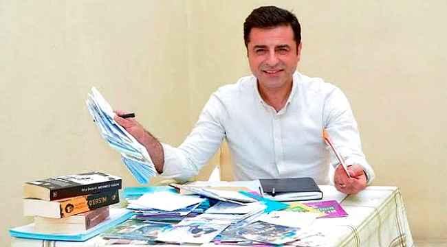 Demirtaş'ın rahatsızlığı nedeniyle eleştirilen HDP'den açıklama