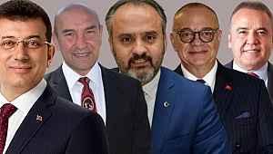 Dünyaca ünlü kurumdan 5 büyükşehir belediye başkanına güzel haber