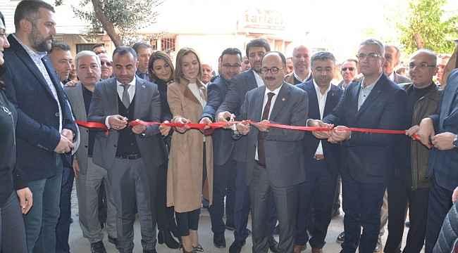 Emlâkçılar Derneği açıldı - Bursa Haberleri