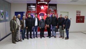 Emniyet Müdürü Mithat Öztaş basınla buluştu - Bursa Haberleri