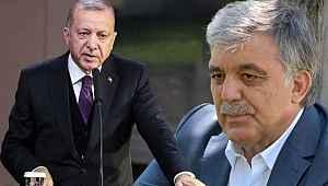 Erdoğan, Abdullah Gül'le arasında geçen diyaloğu anlattı