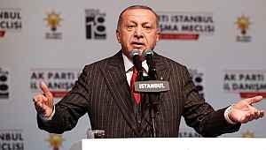 Davutoğlu ve Babacan'ı topa tutan Erdoğan'dan çok sert şehir üniversitesi açıklaması