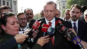 Erdoğan'dan soykırım inkar eden isme Nobel verilmesine tepki