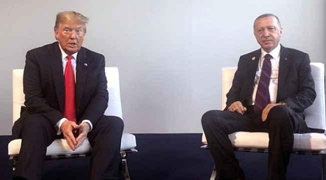 Erdoğan ve Trump NATO Liderler Zirvesi'nde bir araya geldi