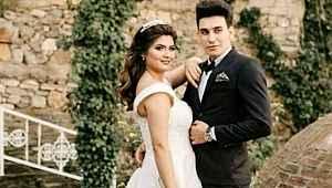 Evliliği ile gündem olan Hanife, eşiyle birlikte meyhanede dansöz oynattı!