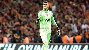 Galatasaray'dan Fernando Muslera'ya ömürlük teklif