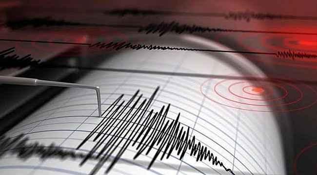 Gece yarısı Bolu'da korkutan deprem!