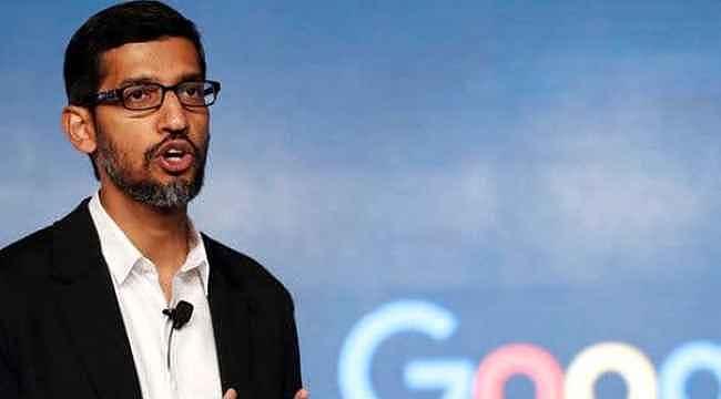 Google'ın CEO'sunun yıllık maaşı dudak uçuklattı