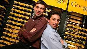 Google'ın kurucuları CEO'luğu bırakıyor