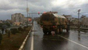 Hatay'da askeri araç kaza yaptı: 1 yaralı