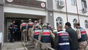 Hatay'da göçmen kaçakçılarına darbe: 10 gözaltı