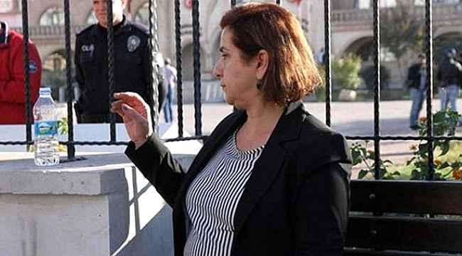 HDP'nin eski belediye başkanı Nilüfer Elik Yılmaz tutuklandı!
