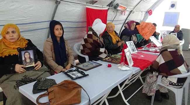 HDP önündeki ailelerin sayısı 93'üncü günde 58 oldu
