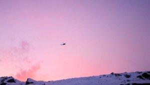 Helikopterler Uludağ'da indirme yapıyor - Bursa Haberleri