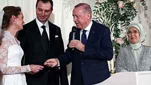 Hulisi Akar'ın oğlunun nikah töreninde, dikkat çeken davetiye detayı