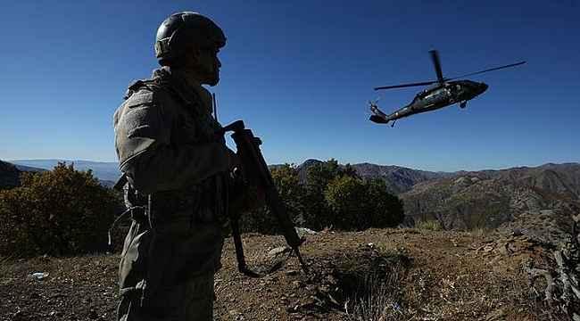 İçişleri Bakanlığı Kasım ayında etkisiz hale getirilen terörist sayısını açıkladı