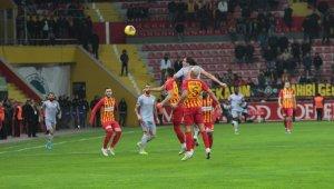 İM Kayserispor: 1 - Medipol Başakşehir: 4