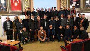 İnegöl'de çiftçi eğitim seminerleri başladı - Bursa Haberleri