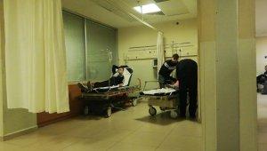 İnegöl'de soba zehirlenmesi: 1'i çocuk 4 kişi hastanede - Bursa Haberleri