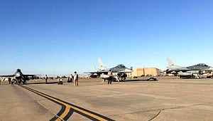 Irak'ta ABD üssüne roketli saldırı düzenlendi