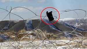 İran sınırında erkek cesedi bulundu