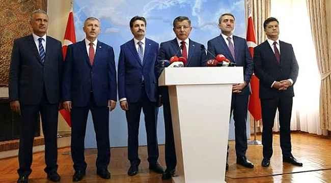 İstanbul Şehir Üniversitesi tartışmasında Davutoğlu'ndan yeni hamle: Ahmet Davutoğlu ve Ekibi mal varlığını açıklayacak!