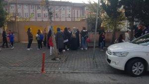 İstanbul'da öğretmenden öğrenciye darp iddiası
