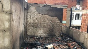 İzmir'de yangın paniği: 1 yaralı
