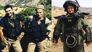 Kadın bomba imha uzmanı şehit