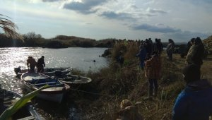 Kayıp amatör balıkçının cansız bedenine ulaşıldı