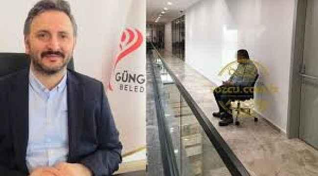 Kendisini gördüğünde ayağa kalmadığı için ceza veren Güngören Belediye başkan yardımcısı Veysel İpekçi'den istifa!