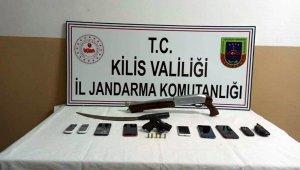 Kilis'te göçmen kaçaklılarına operasyon