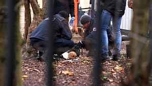 Kim Milyoner Olmak İster'in ünlü sunucusunun bahçesinden ceset çıktı