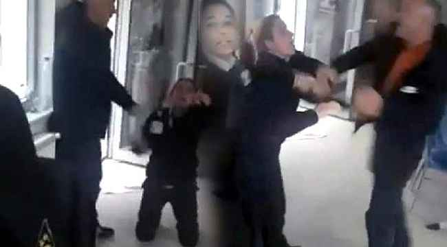 Kız yurdunda erkek memurdan kadın güvenlikçilere şiddet