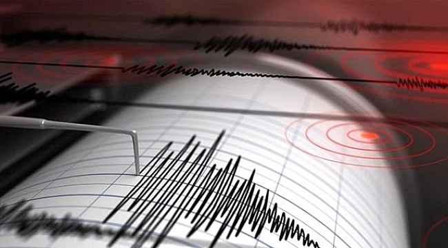 Komşu ülke Yunanistan'da deprem!
